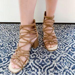 Dolce Vita Strappy Heels Sandals